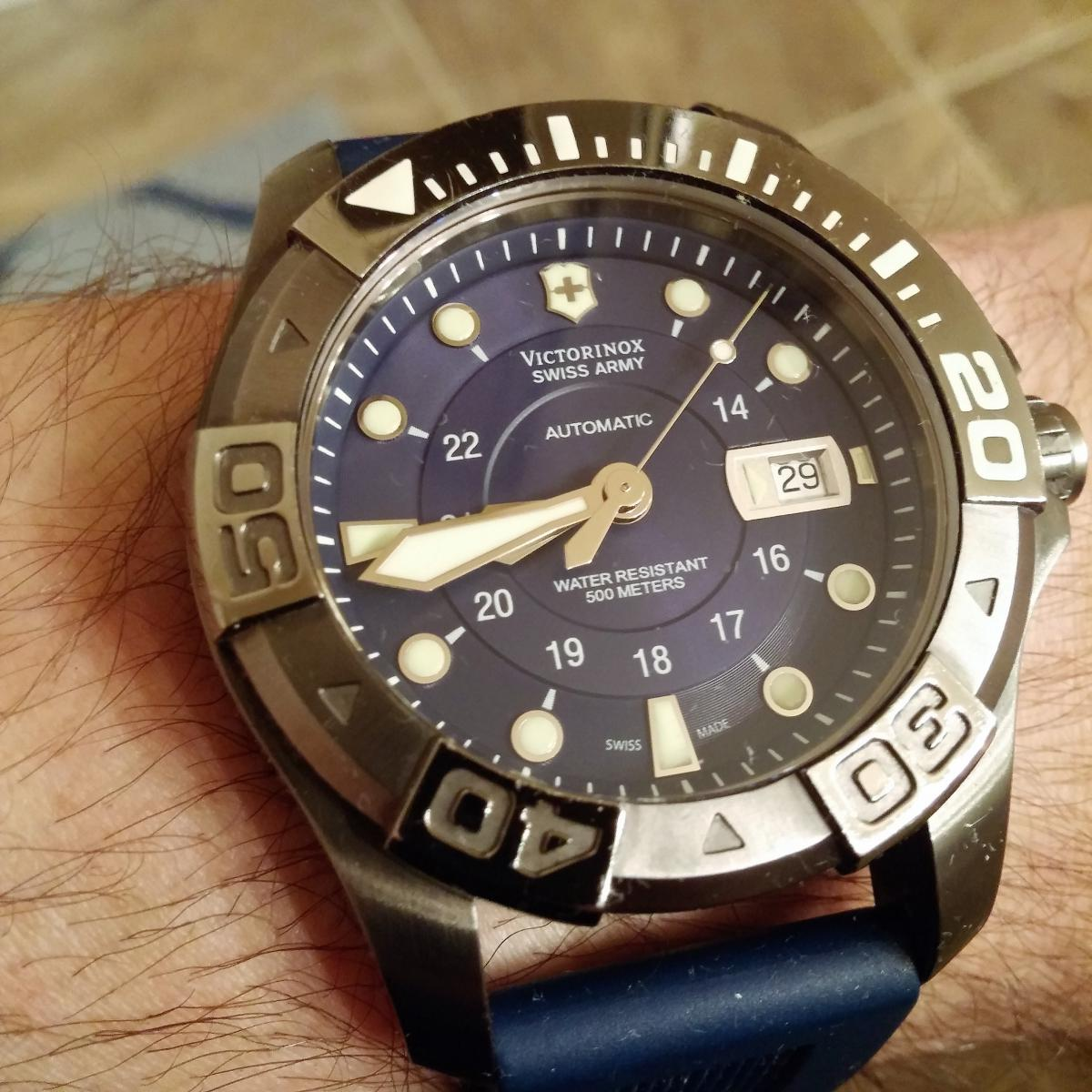 New guy. My collection....For now-dive-master-500-auto-2-.jpg