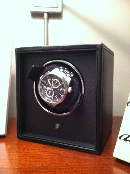 wolf designs m1 8 single cub travel watch winder or ablogtoread com