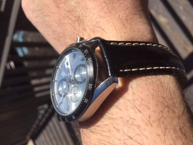 Panatime Strap of the Day 3/29/17-semiglossblackw1.jpg