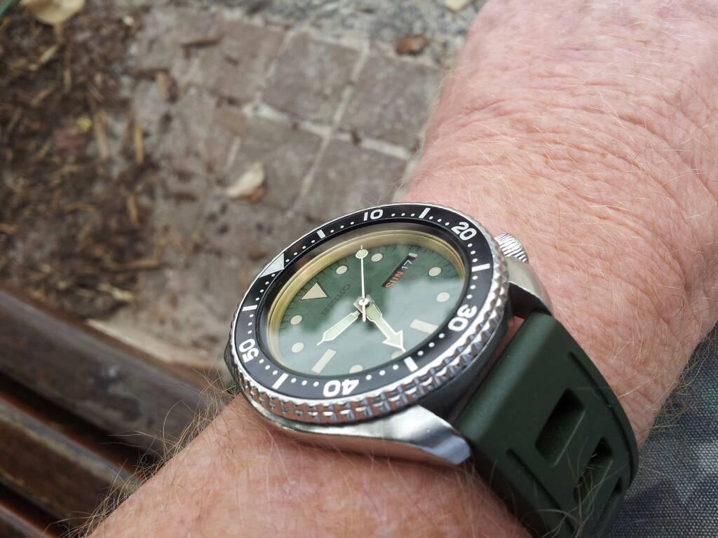 Strap Review:  NEW NATO Green Isofrane Dive Strap-uploadfromtaptalk1384645137703.jpg