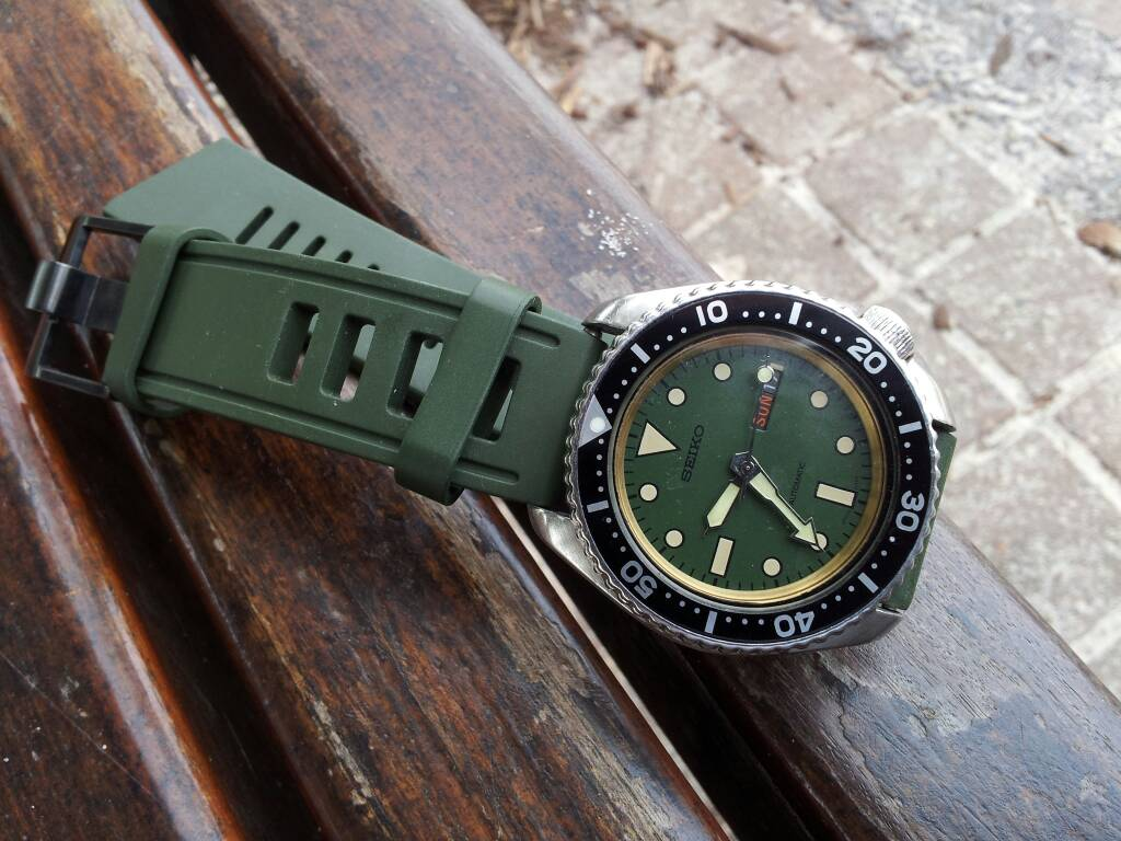Strap Review:  NEW NATO Green Isofrane Dive Strap-uploadfromtaptalk1384645181500.jpg