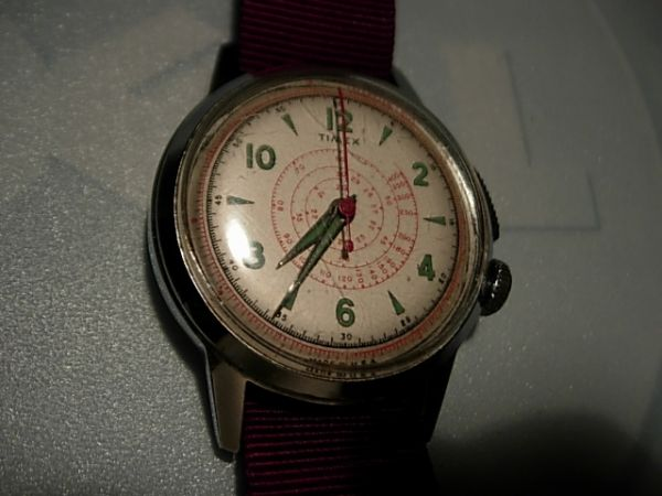 Vintage Timex Watches
