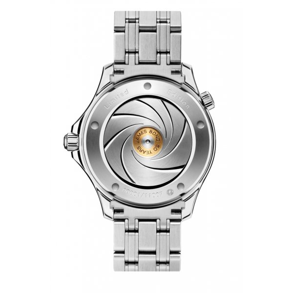 James Bond 007 50th Anniversary Collector's Piece Seamaster Co-Axial 300M 4