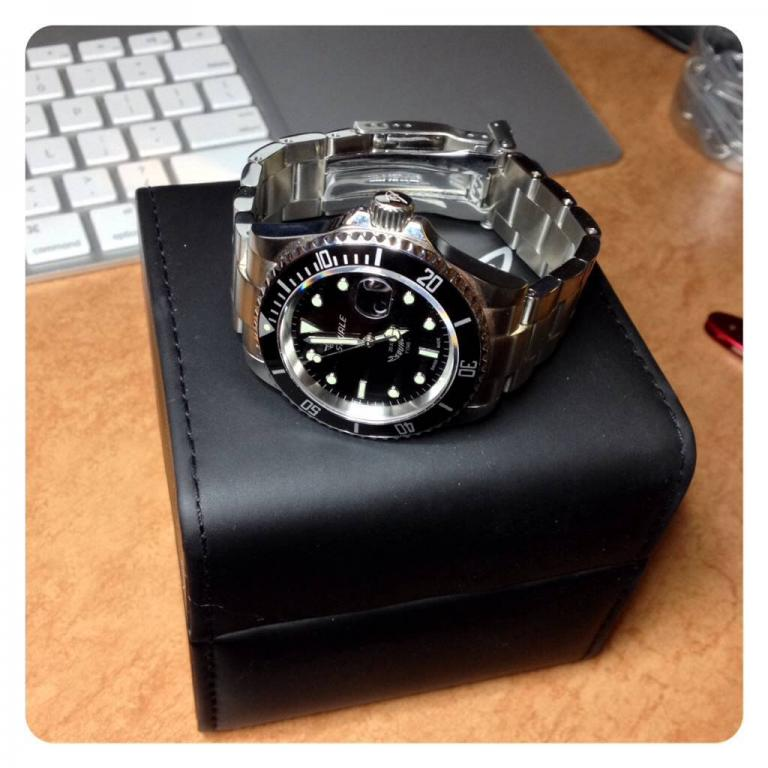 watch freeks after a quality rolex homage